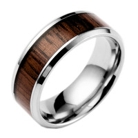 Stylish Shiny Jewelry Gift New Arrival Stainless Steel Accessory Fashion Titanium Ring [10059710531]