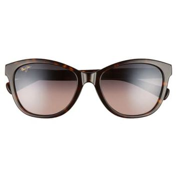 Maui Jim Canna 54mm Polarized Cat Eye Sunglasses | Nordstrom