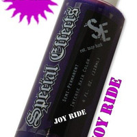 Special Effects Hair Dye - Joy Ride Purple