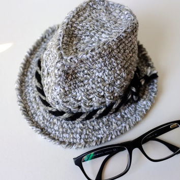 Baby Boy Fedora Hat Toddler Summer Fedora From Milazshop On Etsy