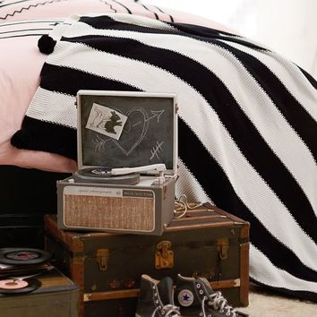 The Emily & Meritt Circus Stripe Throw