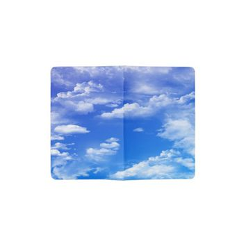 Clouds Pocket Moleskine Notebook
