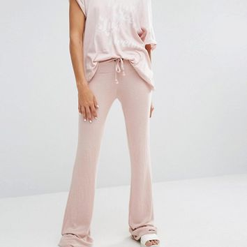 Wildfox Straight Cut Jogger at asos.com