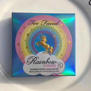 too faced rainbow unicorn eye shadow