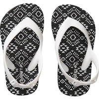 Old Navy Patterned Flip Flops For Baby