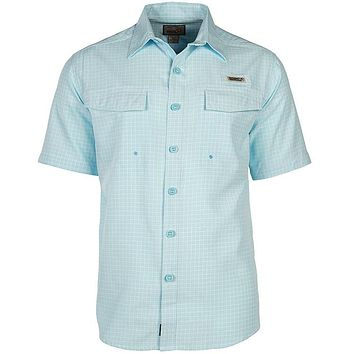 Men's Dash S/S UV Vented Fishing Shirt