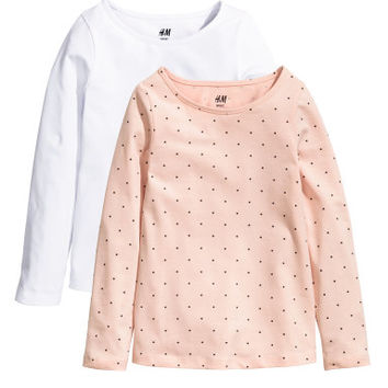 H&M 2-pack Tops $12.99