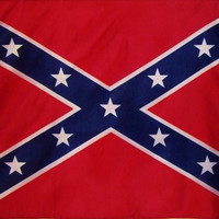 5 X 3ft Confed-Rebel Polyester Flag - FREE USA SHIPPING