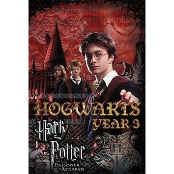 HARRY POTTER 3 POSTER The Prisoner of Azkaban NEW 24X36