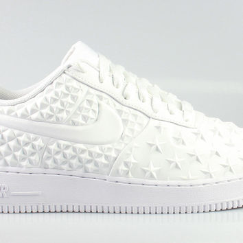 Nike Men's Air Force 1 Low LV8 VT Independence Day Pack - White