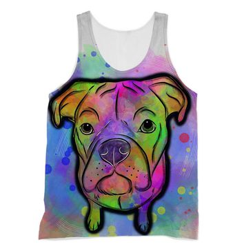Neon Boxer Designs by Amitie Sublimation Vest