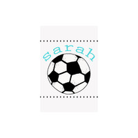 Soccer Gift & Luggage Tag