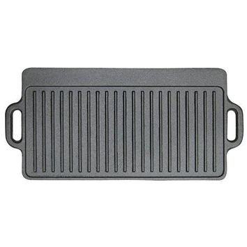 Stansport Cast Iron Griddle - 9X 20
