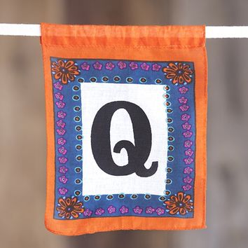 """Q""  Inspiration  Flag  From  Natural  Life"