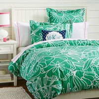 Morgan Floral Duvet Cover + Sham