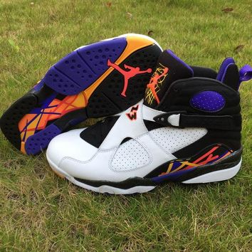 AIR JORDAN 8 Three Peat Men