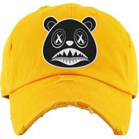 Oreo Baws Yellow Gold Dad Hat