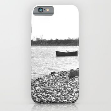 Lakescape Monochrome iPhone & iPod Case by ARTbyJWP