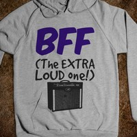 BFF - The Extra Loud One - Connected Universe