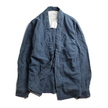 Indie Designs Linen Cotton Jacket