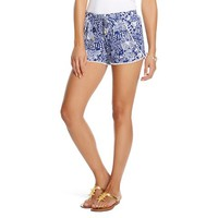 Lilly Pulitzer for Target Women's Challis Pompom Shorts - Upstream
