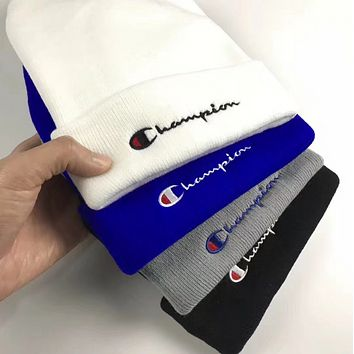 Cool Comfortable Soft Champion Knit Hat