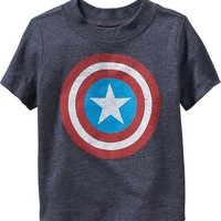 Marvel™ Captain America Graphic Tee for Toddler | Old Navy