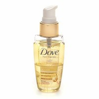 Dove Hair Therapy Nourishing Oil Care Anti-Frizz Serum