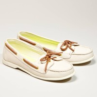AEO Canvas Boat Shoe | American Eagle Outfitters