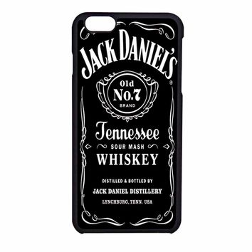Jack Daniels Black iPhone 6 Case