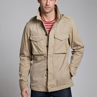 Bonobos Men's Clothing | Tropical Field Jacket - Dark Khaki