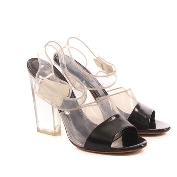 Prada Translucent Pumps
