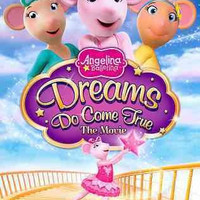 Angelina Ballerina-Dreams Do Come True (Dvd) (Ws/Eng/Fren/Span/2.0 Dol Dig)
