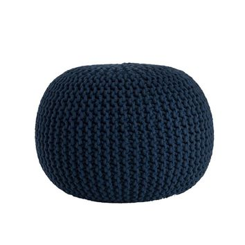 Cotton Twisted Rope Pouf | Overstock.com Shopping - The Best Deals on Throw Pillows