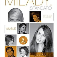 Milady Standard Haircutting System SPI