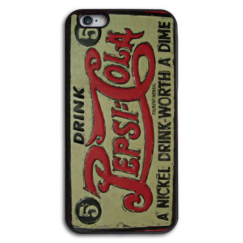 Vintage PEPSI Drink Case for iPhone and Samsung Series,More Phone Models For Choice
