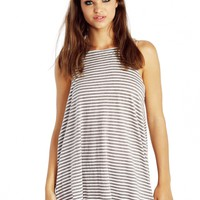 Fox Stripe Cassidy Dress