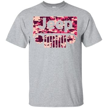 Jeep Girl T-shirt-01