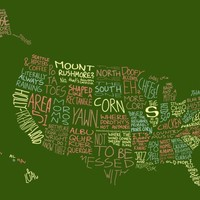 What I Know About the USA - Threadless.com - Best t-shirts in the world