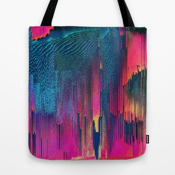 Party Puke Tote Bag by Ducky B