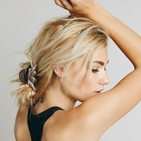 Free People Mermaid Metal Hair Claw at Free People Clothing Boutique