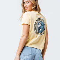 IMPERIAL MOTION Low Womens Crop Tee