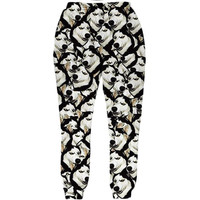 Husky Collage Joggers