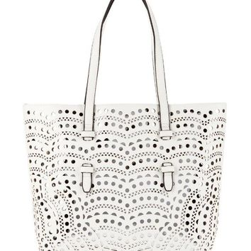 Yare Perforated Tote