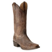Ariat Women's Antique Good Times Cowgirl Boot Square Toe