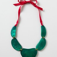 Cactus Paddle Necklace
