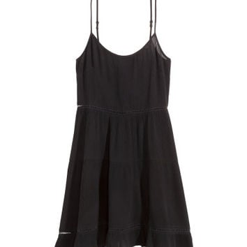 H&M Crinkled dress £14.99