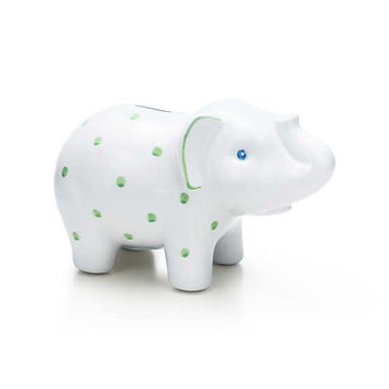 Tiffany & Co. - Elephant Bank