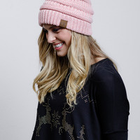 Light Pink CC Hat