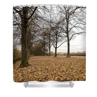 Winter calling Shower Curtain for Sale by Ivy Ho